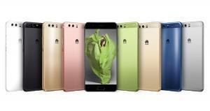 Huawei launches P10 and P10 Plus smartphones at Mobile World Congress 2017