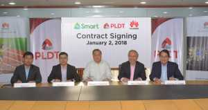 Philippine telco taps Huawei for $28.5m project