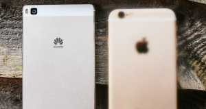 Chinese buyers opt for Huawei over Apple, survey claims