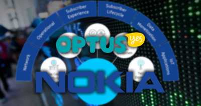 Nokia signs five-year agreement with Australian telco