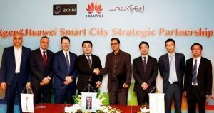 Huawei and neXgen join forces to make region's cities smarter