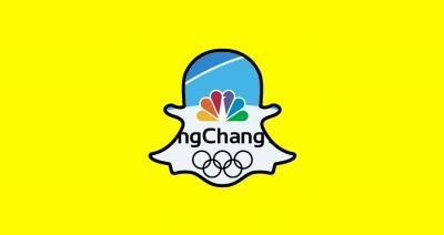 Snap Inc. to partner with NBC Olympics to bring Winter Olympic Games coverage to Snapchat next year