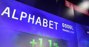 Alphabet's revenues up 24 percent year-on-year