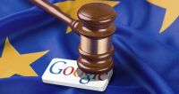 Google charged $1.69bn for anti-trust breach by EU