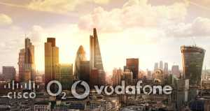 Cisco announces agreement with Vodafone and O2 to roll-out free public Wi-Fi in London