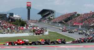 How could IoT revolutionize the F1 Grand Prix experience?