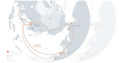Cinia and MegaFon to develop new Arctic telecom infrastructure