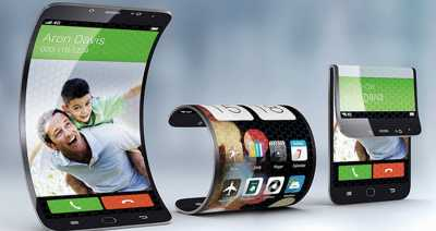 Could foldable smartphones soon be a reality?