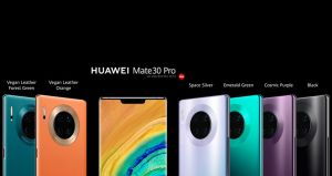 Huawei Mate 30 Series is out