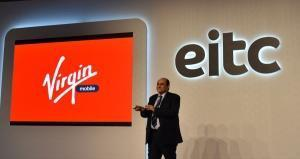 Osman Sultan, CEO of EITC, reveals Virgin Mobile brand in the UAE