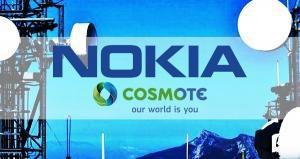 Nokia upgrades Greek telco Cosmote's network capacity to serve rural locations