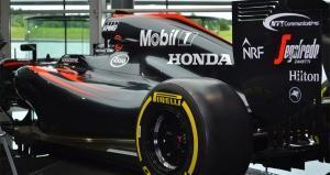NTT Comm to provide global comms services to McLaren-Honda F1 team
