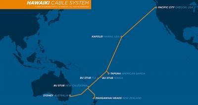 Hawaiki transpacific cable well on its way to mid-2018 completion