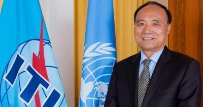 ITU Secretary-General Houlin Zhao
