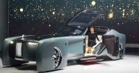 Rolls-Royce unveils luxurious driverless smart vehicle: The Vision Next 100