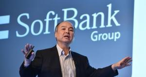 President of Japan's mobile carrier Soft Bank Group Masayoshi Son. TORU YAMANAKA / AFP