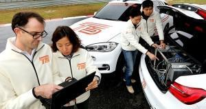 SK Telecom, Ericsson and BMW Korea realize world's fastest 5G speed for connected car