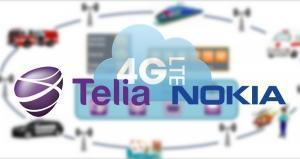 Telia and Nokia trial prioritization of public safety traffic over LTE networks in Finland