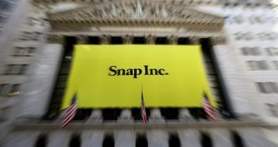 Snap Inc. disappoints investors reporting sluggish user growth