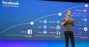 Facebook rolling out apps for viewing social media videos on smart TV's