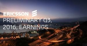 "Ericsson reveals ""significantly lower"" Q3 results than expected"