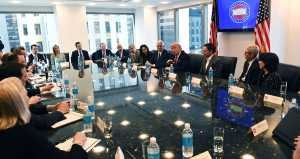 US President meets with tech leaders to encourage innovation