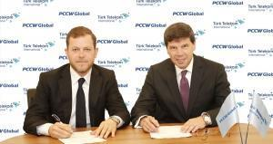 PCCW Global sign MoU with Türk Telekom International to explore joint ventures