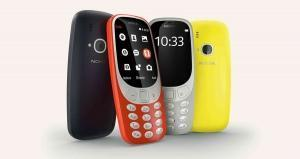 Nokia get nostalgic as iconic '3310' is relaunched at MWC