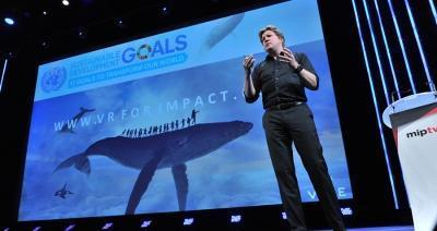Virtual reality visionaries target UN Goals for HTC Vive's 'VR for Impact' program