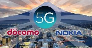 NTT DOCOMO and Nokia begin testing for 5G ecosystem in Japan