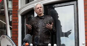 WikiLeaks founder arrested at Ecuadorian Embassy in London