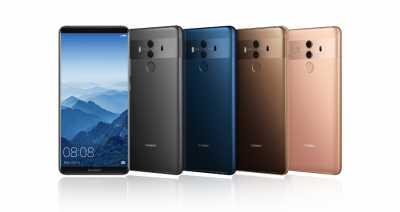 Huawei unveils first smartphones with AI mobile chipset