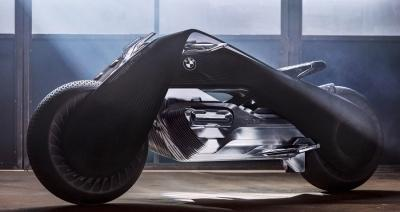 Check out BMW's smart motorcycle concept of the future