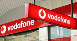 Vodafone announces 7.6bn euro annual loss