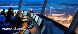 Nokia modernizes network supporting Switzerland's air traffic control system