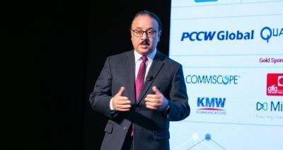 Egypt's Minister for Communications and Information Technology, His Excellency Eng. Yasser El Kady at the Telecom Review Summit 2016