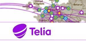 Telia Carrier sweetens its European network with shorter route between Zurich and Frankfurt