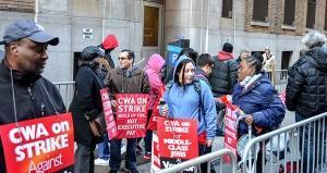 Verizon reaches agreement with CWA and IBEW strikers