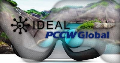 PCCW Global and Ideal Systems collaborated for world's first live 360 virtual reality broadcast