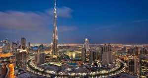 Dubai moving toward becoming world's first blockchain powered government by 2020